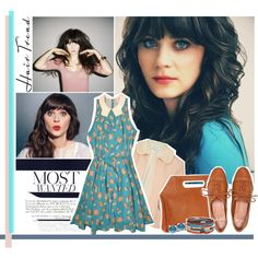 """Hair Trend: Full Bangs."" by ohmygohdd on Polyvore"