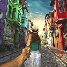 Istanbul -Turchia---photographer Murad Osmann