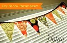My classroom windows do not have any place for a tension rod.  I think I will create these instead of curtains!