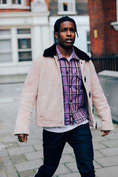 The Best Street Style From London Collections: Men Photos   GQ