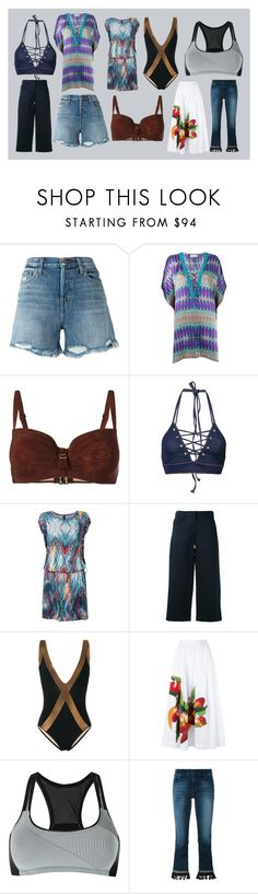 """""""casual comfort Wear"""" by monica022 ❤ liked on Polyvore featuring J Brand, Brigitte, Marlies Dekkers, Jonathan Simkhai, Lygia & Nanny, 'S MaxMara, Zeus+Dione, Isolda, 7 For All Mankind and vintage"""