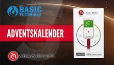 #Adventskalender: Adam elements iKlips DUO 16 GB #Gewinnspiel