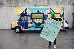 Erik's Designbuss   We Heart; Lifestyle & Design Magazine