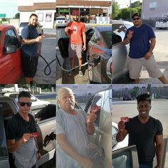 The Johnny Appleseed of fuel is at it again.   I am parked at a Shell along I-35 in San Marcos, TX and these 6 lucky Shell patrons just received a free $10 Shell gift card for refueling with Shell V-Power NiTRO+.    Some days my job is better than others. Today is one of the great days. :)  Shell on the road   Efficient long distance traveler - CleanMPG