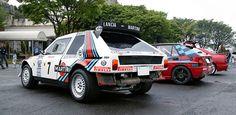 Car And Driver Grand Prix: Otro Legendario Lancia Rally WRC: Lancia Delta S4