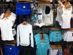 New Nike Tennis White & Teal   www.pedigreeskishop.com