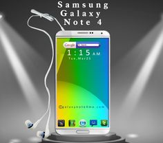 Galaxy Note 4 to Ship with Flexible Screen, Premium Metal Body and 16MP OIS Camera
