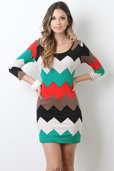 I would love this if it were a tad longer! The colors/print are great.