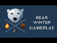 Bear Winter iOS / Android No Commentary Gameplay (until Day 5) - YouTube