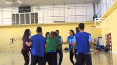 Juegos locos   balon medicinal   00228 #Juegosmotores #inef #ccafd #ugr #educacionfisica #physicaleducation @Fac_Deporte_UGR @CanalUGR