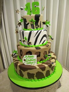 from cake boss.. That would have been perfect for me!! It has the name and age right :)
