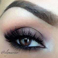 Natural eye makeup.  Makeup ideas. Gorgeous
