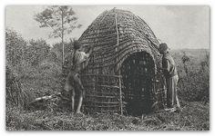 Construction d'une habitation au Ruanda-Urundi | Flickr - Photo Sharing!