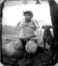 Joel-Peter Witkin - This one was taken during Witkin's trips to Mexico