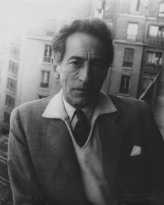 """Life is a horizontal fall."" – Jean Cocteau"