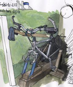 Bike powered electricity | por Wil Freeborn