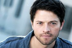 """Character inspo for Kevin """"Kreepy Kevin"""", Blake's co-worker - Misha Collins"""