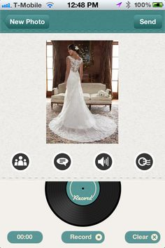 Shopping for the Bride?  Use SeeMail to share ideas with your friends and family. #wedding