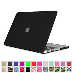 Fintie #MacBook #Pro #13 #Retina #Case #NO #CD-ROM #Drive #8211 #Ultra #SlimFintie MacBook Pro 13 Retina Case (NO CD-ROM Drive) – Ultra Slim Rubber Coated Soft Touch Plastic Hard Shell Cover For Apple MacBook Pro 13.3″ with Retina Display (A1502 / A1425), Black