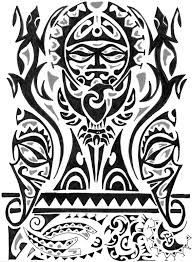 Resultado de imagem para tattoo maori cruz