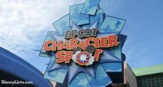 Epcot - The Ultimate Character Checklist - DisneyLists.com