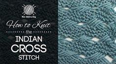 knitting patterns - YouTube