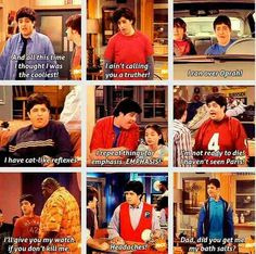 The best of Josh lol jk he's cooler than that, this is just funny and random xD loved him befre it was cool Best Tv Shows, Favorite Tv Shows, Best Shows Ever, Favorite Person, Funny Cute, The Funny, Hilarious, Movies Showing, Movies And Tv Shows