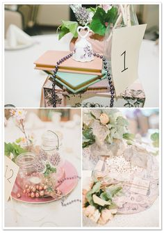 Kayla + Chris' DIY Wedding by Zipporah K Photography | Borrowed & Bleu