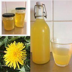 Ät maskrosor! – Plånbokssmart Juicer, Water Bottle, Drinks, Kitchens, Drinking, Water Flask, Drink, Cocktails