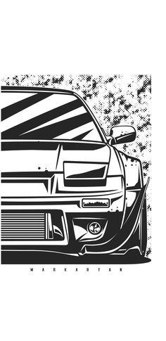 Jdm Wallpaper, Sports Car Wallpaper, Cool Car Drawings, Hippie Painting, Street Racing Cars, Japan Cars, Cool Backgrounds, Nissan Skyline, Jdm Cars