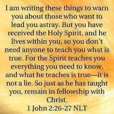 Quotes god verses so true new Ideas Prayer Verses, Faith Prayer, My Prayer, Scripture Verses, Bible Scriptures, Bible Quotes, Receiving The Holy Spirit, Bible Love, Bible Knowledge