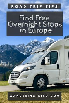 How do you find wild camping and aires for motorhomes in Europe? Where should yo… How do you find wild camping and aires for motorhomes in Europe? Where should you look, what sites do you go to? Here's how to find them! Road Trip On A Budget, Road Trip Packing, Road Trip Essentials, Road Trip Hacks, Packing List For Travel, Rv Travel, Europe Travel Tips, Camping Hacks, Budget Travel