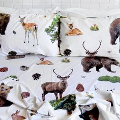 stuff mondays - the club of odd volumes bedding • frankie magazine