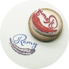 Custom Stamp for Remy Tyr Gan