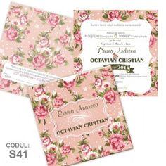 Papetarie pentru nunta. www.tipografiasa.ro