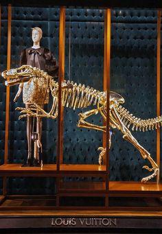 Louis Vuitton Dinosaur Jun/2013