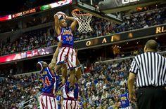 """""""The Original Harlem Globetrotters"""", i giocatori leggendari del basket mondiale, finalmente a Milano per una serata capace di emozionare grandi e piccini!"""