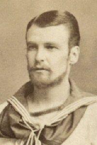 """H.M.S. Pinafore,"" George Power as Ralph Rackstraw, 1878, original production."
