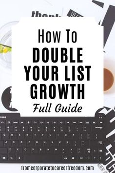 Follow the same method used by the leading online marketers to double the rate of your list building growth without having to double your traffic. Full 5 part guide available now for free Email Marketing Strategy, Content Marketing, Affiliate Marketing, Digital Marketing, Creating A Business, Business Tips, Online Business, Pinterest For Business, Email List