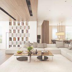 Modern Home & Garden Interior @mk_interior_idea Colorful livingro...Instagram photo | Websta (Webstagram)
