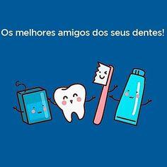 O melhor cuidado com seus dentes para se fazer em casa é a escovação com pasta e o uso do fio dental! Isso aí .... Final de domingo hora de dar um trato no sorriso ante de dormir!!! Ótima noite a todos! Que venha uma semana de muitas bênçãos!!! #clinicaodontologicasorriamais #dentistry #saudebucal #pastadedente #fiodental #escoveosdentes #cuidedoseusorriso #visiteumdentista #otimasemana #smile #sorriamais by sorriamaismt Our General Dentistry Page…