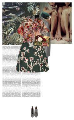 """Untitled #1020"" by elifuks ❤ liked on Polyvore featuring Isabel Marant, MSGM, Marni, BCBGMAXAZRIA, OKA, Agnona and Erickson Beamon"