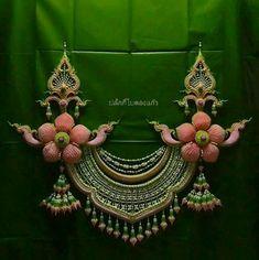 Engagement Decorations, Backdrop Decorations, Diwali Decorations, Flower Decorations, Flower Garland Wedding, Floral Garland, Church Flower Arrangements, Floral Arrangements, Floral Style