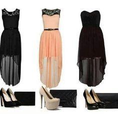 vestidos con cola de pato - Pesquisa Google