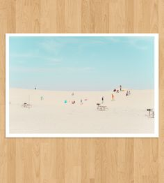 Beachy Sand Photo Print by Nine Photography on Scoutmob Shoppe