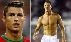 Hottest Football players in the Brazil World Cup 2014: Cristiano Ronaldo, Portugal - Cristiano Ronaldo Age: 29 Nationality: Portugal