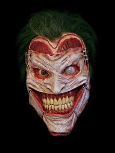 New 52 Joker Wall Hanging and Masks by JoynerStudio.deviantart.com on @DeviantArt