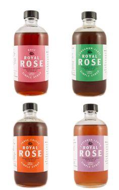 organic simple syrups