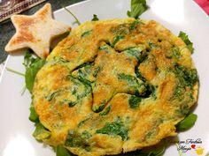 Frittata con rucola e semi di sesamo, al forno Frittata, Antipasto, Fett, Zucchini, Vegetables, Breakfast, Oven, Fantasy, Morning Coffee