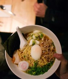 Check out Spotify app Supper for a curated menu and playlist from David Chang and the Momofuku team.